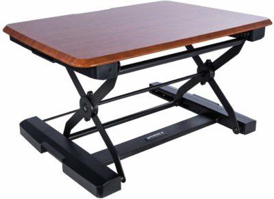 折り畳み式スタンディングデスク eureka ergonomic