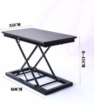 myho 折り畳み式スタンディングデスク