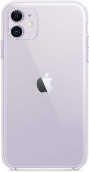 Apple純正iphone11ケース