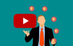 YouTube著作権の申し立てをエディタで編集