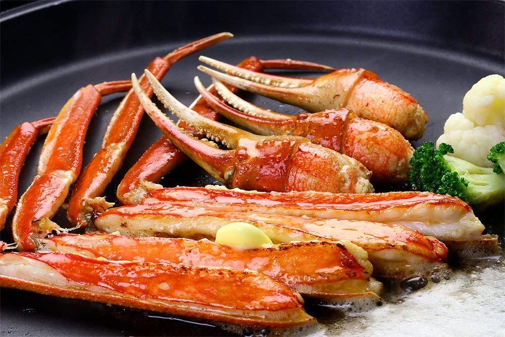 amazonの蟹