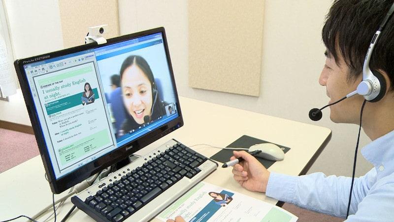 産経オンライン英会話-授業風景